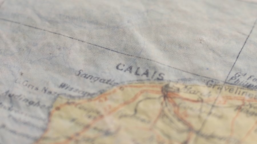 RETURN TO CALAIS